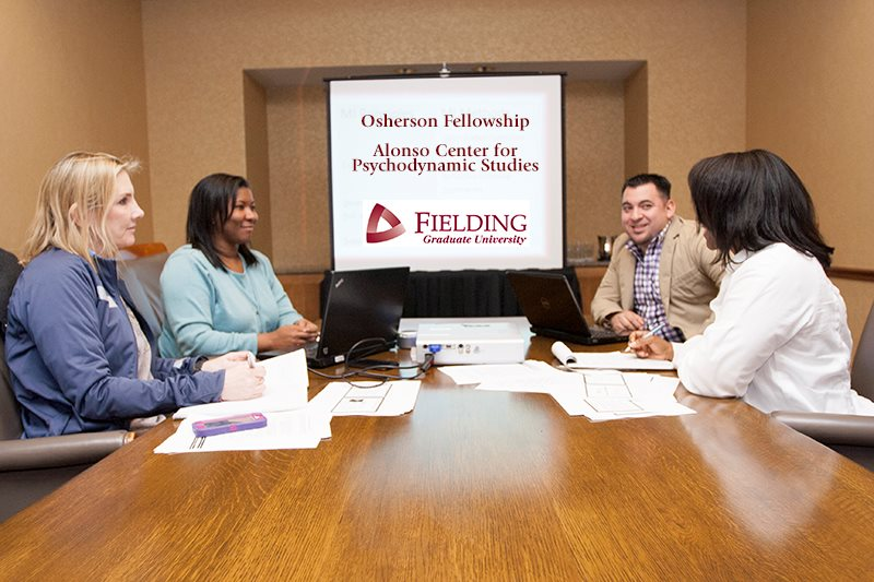 Fielding delivers a personalized graduate education that fosters individual development, community collaboration, and societal engagement. This approach is part of a vision for Fielding graduates to excel in scholarship and practice that create a more humane, just, and sustainable world.